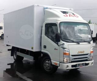 JAC N56, 2020