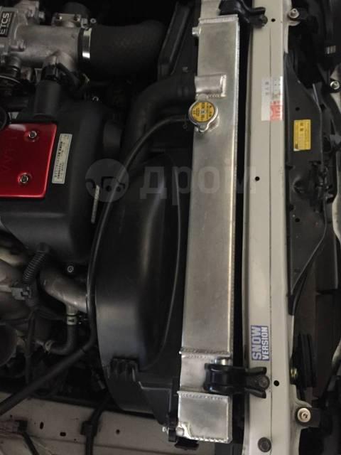 Алюминиевый Радиатор JZX100 1JZ-GTE