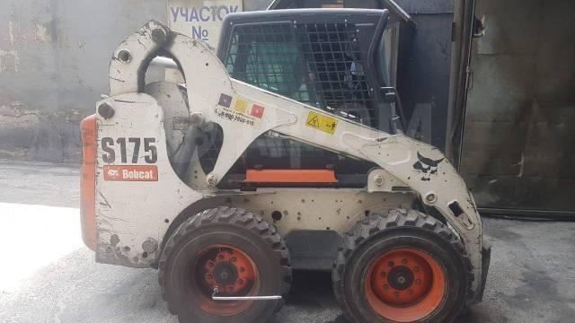Bobcat S175. Bobcat, Дизельный