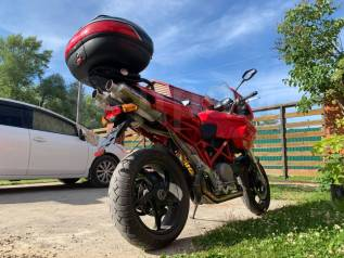 Ducati Multistrada 1100, 2006