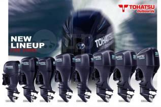 Моторы Tohatsu в разбор.