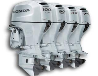 Моторы Honda в разбор.