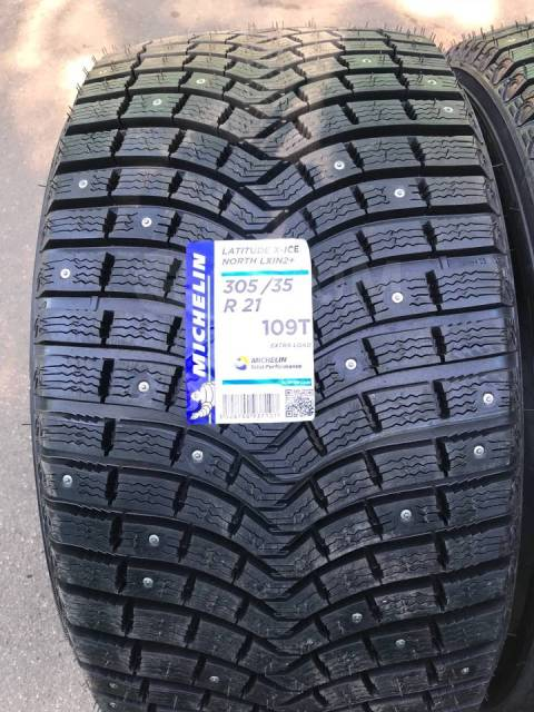 Michelin Latitude X-Ice North 2+, 275/40 R21 305/35 R21