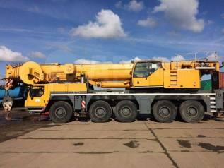 Аренда автокрана 200 тонн Liebherr LTM1200-5.1