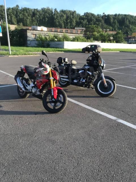 Harley-Davidson Fat Boy. 1 868куб. см., исправен, птс, с пробегом