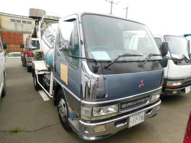Mitsubishi Fuso Canter. Миксер Бетономешалка Бетоносмеситель Mitsubishi Canter. Под заказ