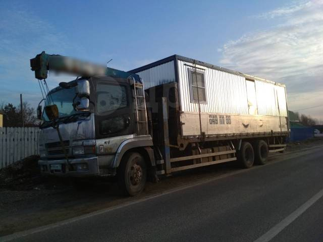Mitsubishi Fuso Super Great. Продам Mitsubishi fuso Super Great, 11 762 куб. см., 10 000 кг., 6x4
