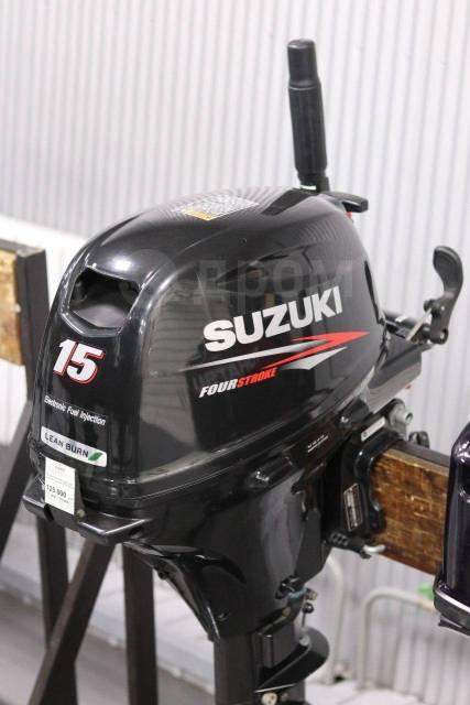 Suzuki. 15,00л.с., 4-тактный, бензиновый
