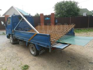 Услуги бортового грузовика 1.5 тонны в Уссурийске