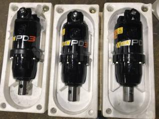 Гидробур / гидровращатель PD3 на мини-погрузчик