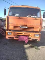 КамАЗ 6520, 2008