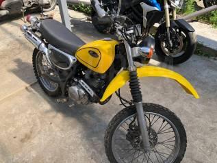 Yamaha XT 225, 2000