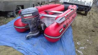 Продам лодку с водометом