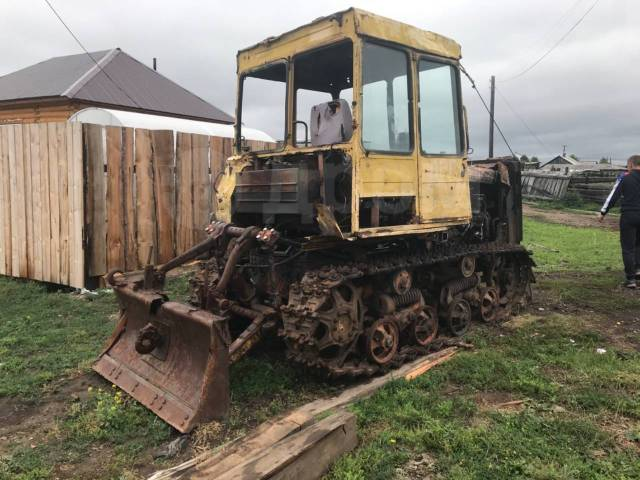 ВгТЗ ДТ-75. Продам трактор дт-75