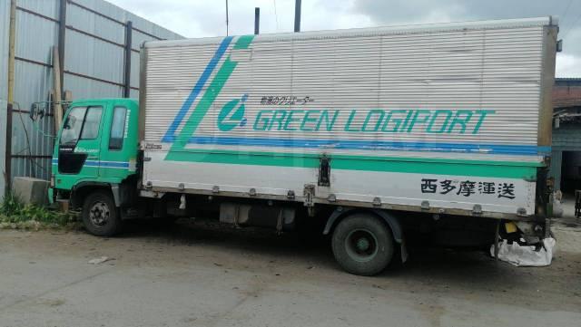 Hino Ranger. Подаётся грузовик , 7 000куб. см., 5 000кг., 4x2