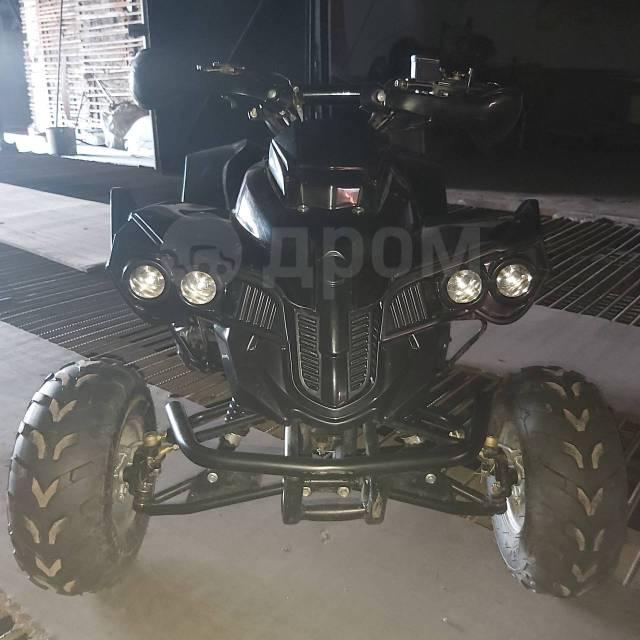 ASA ATV 110. исправен, есть псм\птс, с пробегом