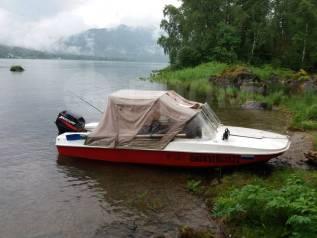 Продам лодку Обь 3