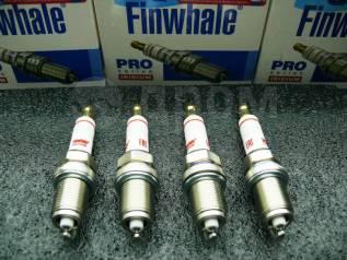 Комплект Иридиевых Свечей зажигания Finwhale = BKR5EIX-11, IK16,