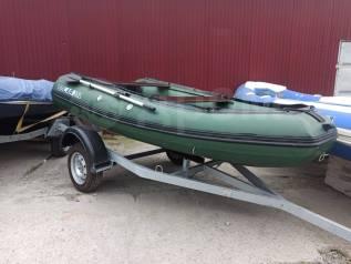 Лодка надувная ПВХ Solar 350 Максима