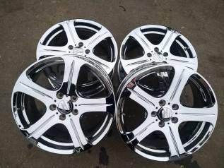32040 Ослепительные хромированые диски Manaray Sport Vertec VR-5 R18