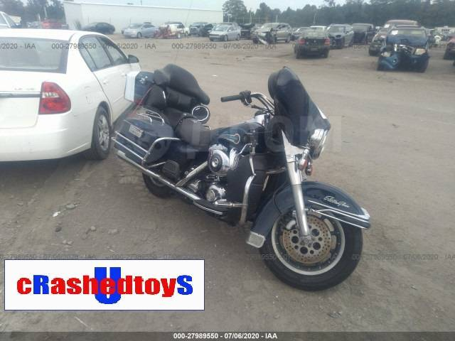 Harley-Davidson Electra Glide Classic FLHTCI. 1 500куб. см., исправен, птс, без пробега