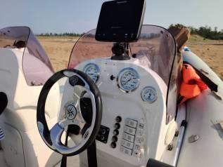 Моторная лодка BRIG Eagle 500