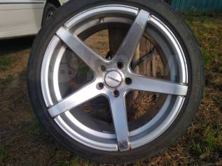 Продам комплект колес Vossen R18 с резиной