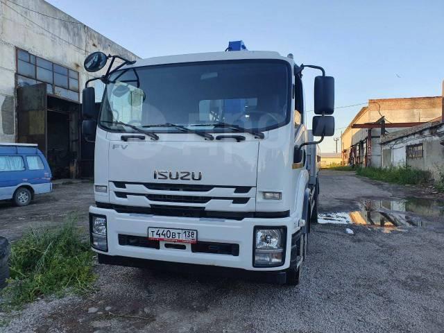 Isuzu. Продается кран-борт RFVR, 8 000куб. см., 9 000кг., 4x2