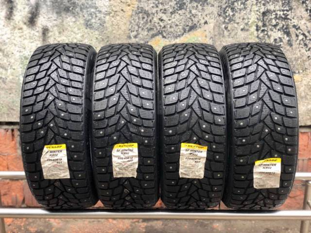Dunlop SP Winter Ice 02, 225/40 R18
