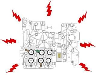Тюнинг гидроблок для АКПП Subaru 4EAT
