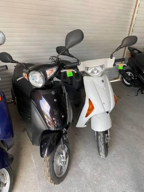 Suzuki Lets 5. 49куб. см., исправен, без птс, без пробега