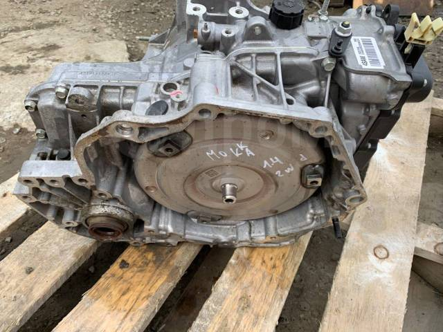 Opel Mokka 2012 - АКПП (1.4 16V A14NET 2WD) 24261544