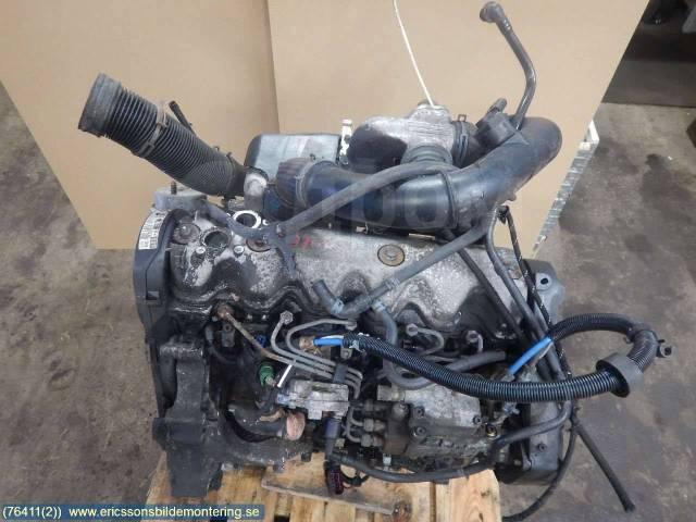 Двигатель в сборе. Volkswagen Transporter, 70A, 70B, 70C, 70E, 70H, 70J, 70K, 70L, 70M, 7DA, 7DB, 7DC, 7DE, 7DH, 7DJ, 7DK, 7DL, 7DM ACV, AJT. Под зака...