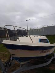 Катер Yamaha fisher 17