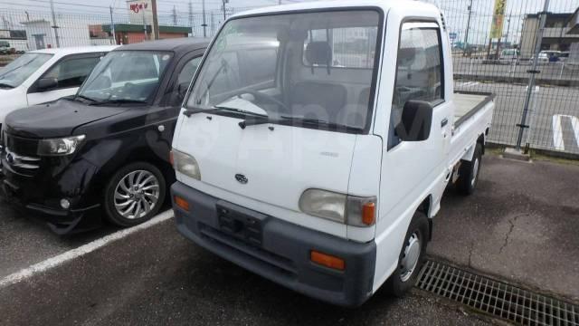 Subaru Sambar Truck. Продам грузовик Subaru Sambar, 700куб. см., 350кг., 4x4