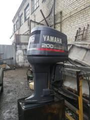 Продам мотор Yamaha 200