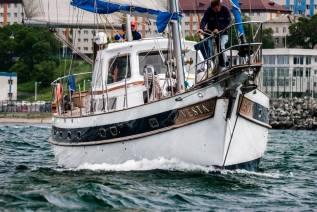 """Аренда круизной парусно-моторной яхты, катера """"Vesta"""" 56 футов"""