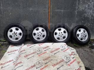 Комплект колес Mercedes 215/65R15 A6384010002
