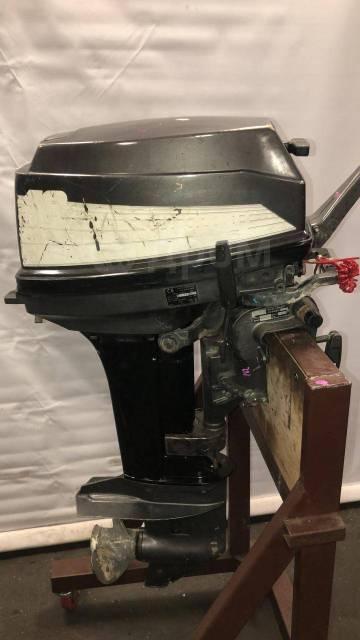 Tohatsu. 18,00л.с., 2-тактный, бензиновый, нога S (381 мм), 1998 год