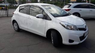 Аренда с выкупом Toyota Vitz 2014 г. 1000 руб/сутки