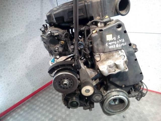 Двигатель в сборе. Fiat: Doblo, Punto, Multipla, Brava, Palio, Albea, Scudo, Ulysse, Bravo, Ducato, Idea DW10BTED4, F1AE0481C, F1AE0481D, F1AE3481D