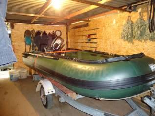 Надувная лодка ПВХ Forvard