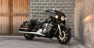 Мотоцикл Indian Chieftain Limited Contour Bronze Smoke with Graphic, 2019
