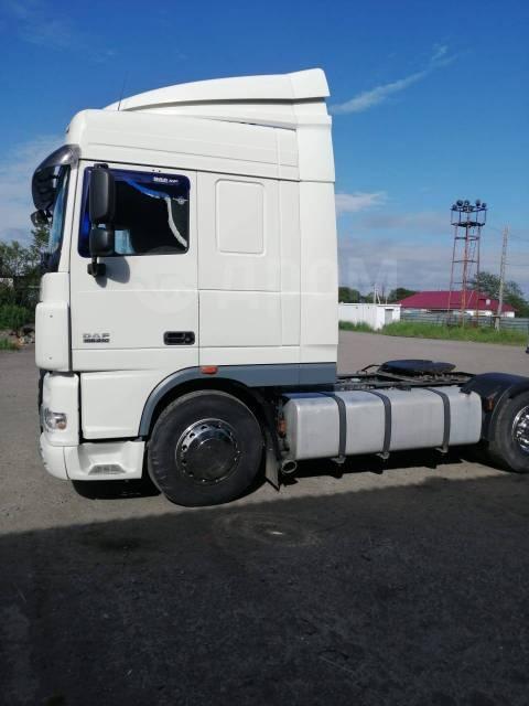 DAF XF105. Продаётся седельный тягач Daf xf105, 11 000куб. см., 20 000кг., 4x2