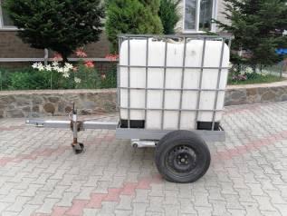 Прицеп для перевозки воды