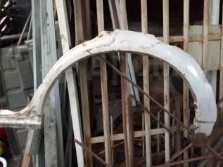 Арка заднего колеса