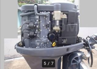 Лодочный мотор Yamaha f80 в разбор