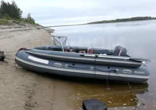 Лодка Абакан 380 jet