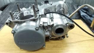 CR250 картер двигателья
