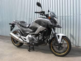 Honda NC 700X, 2013